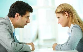 Как научиться мирно выяснять отношения с мужем
