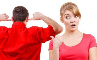 Почему жена начинает бесить и раздражать мужа?