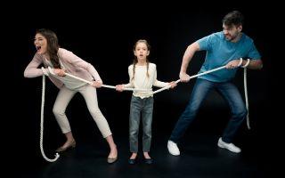 Можно ли отцу отсудить ребенка при разводе?