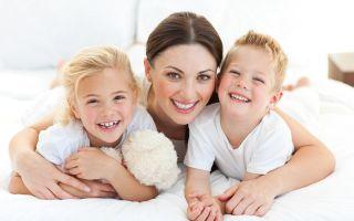 Выходить ли замуж с двумя детьми?