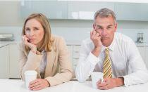 Почему случается развод после 25 лет брака?