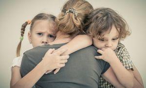 Как принять решение бросить мужа и уйти с двумя детьми?