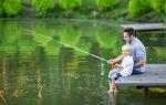 Каким может быть общение отца с ребёнком после развода