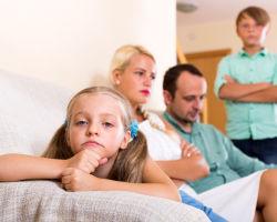 Устали от постоянных скандалов в семье?