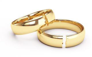 Почему пары  разводятся сразу после свадьбы?