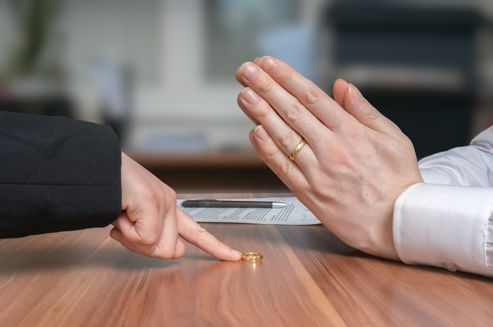 Вернуть мужа в семью после развода