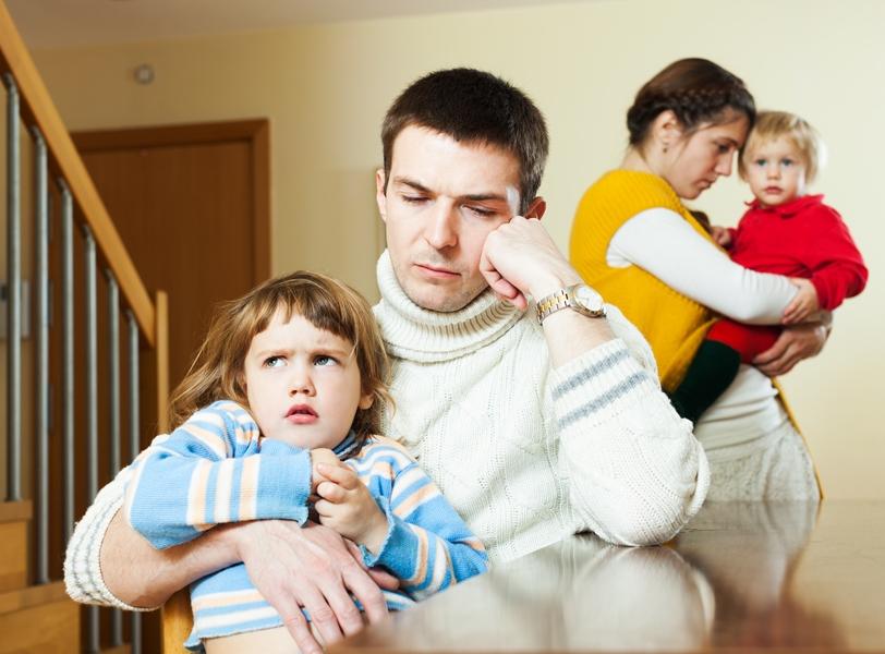 семья после ссоры