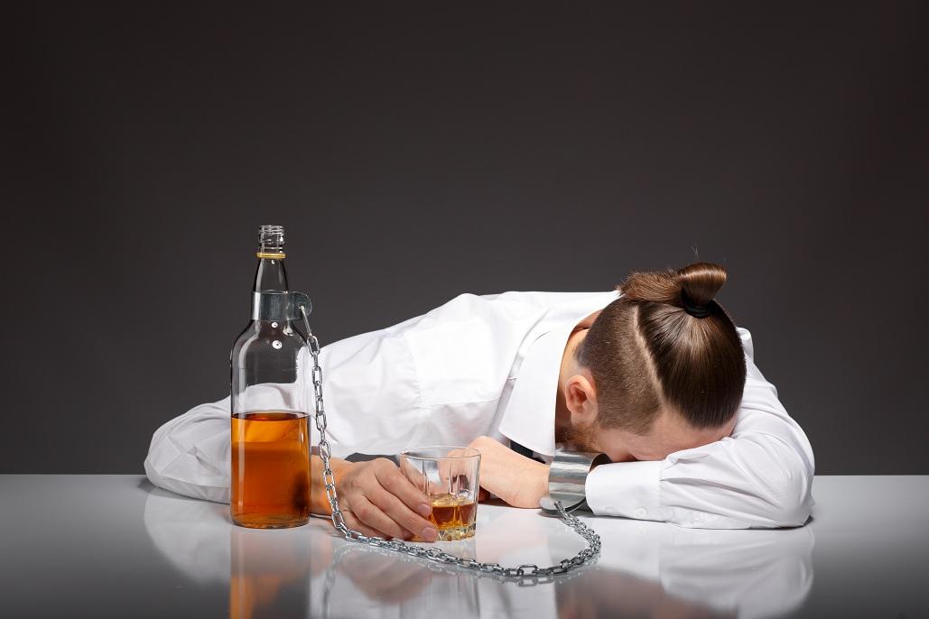 развод с алкоголиком