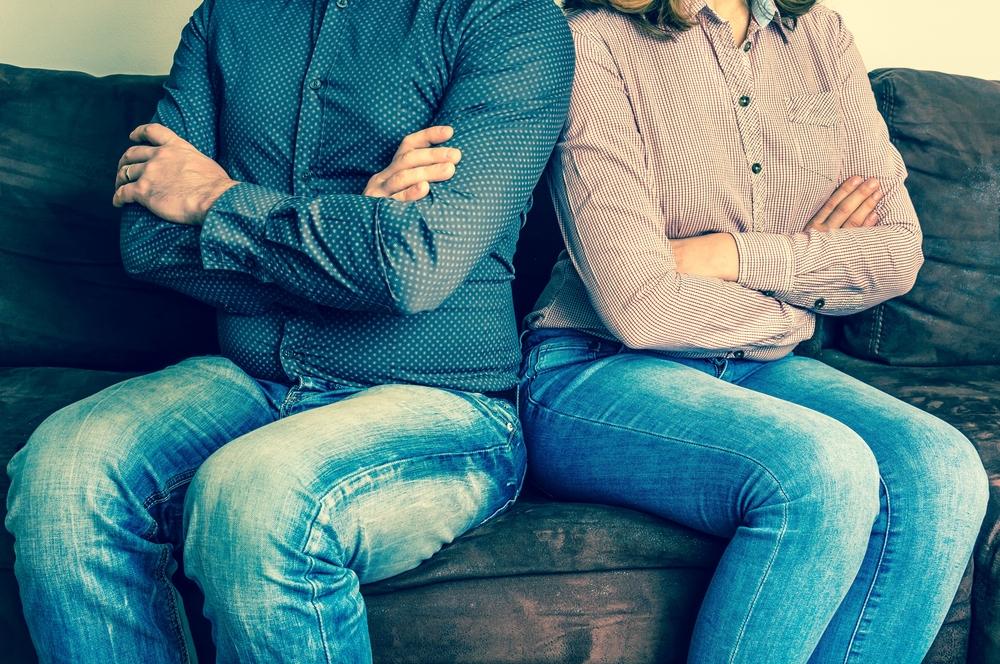 наладить отношения с мужем