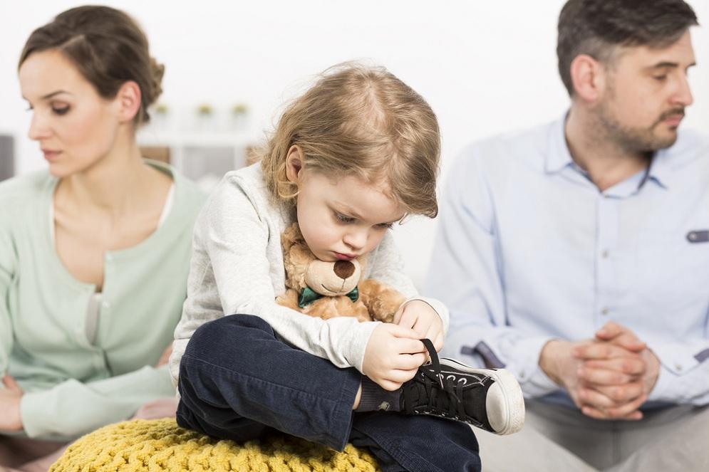 Семейный кризис после рождения малыша
