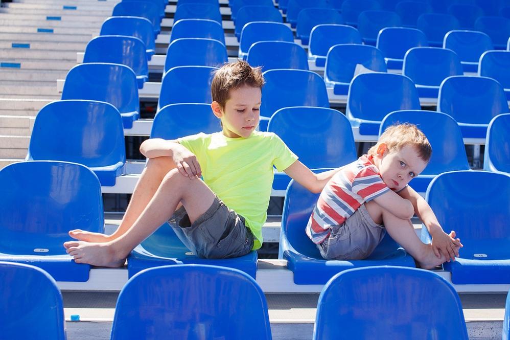 Развод родителей и возраст ребенка