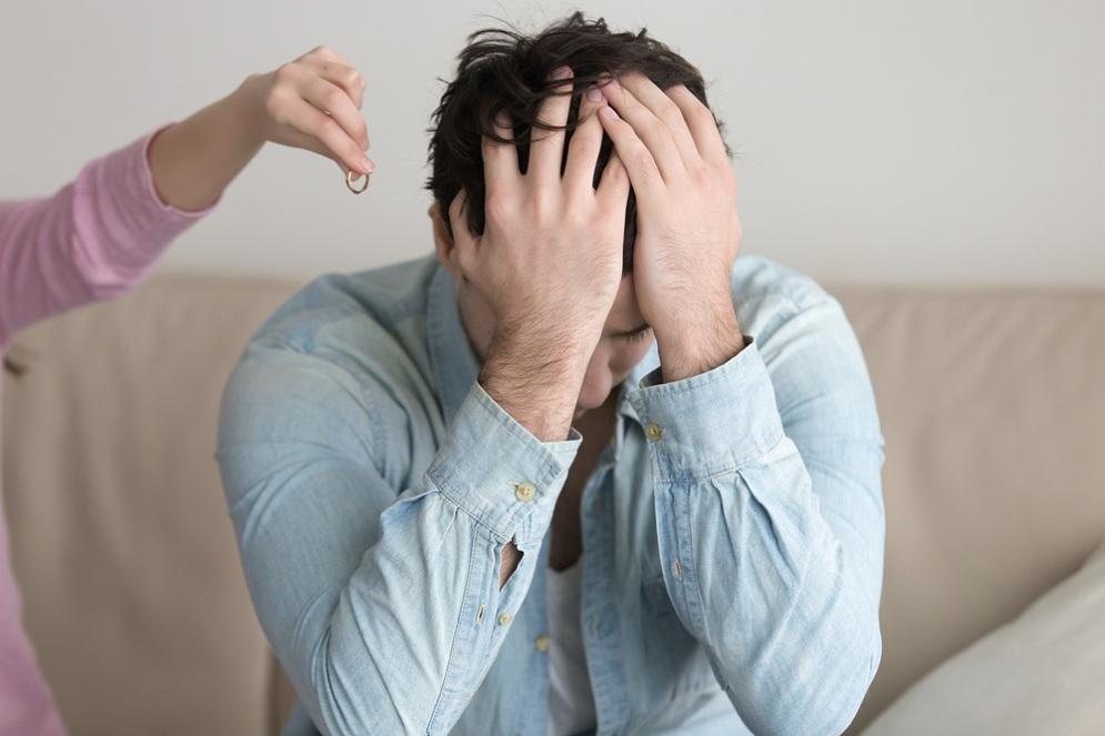 жена хочет развода как себя вести