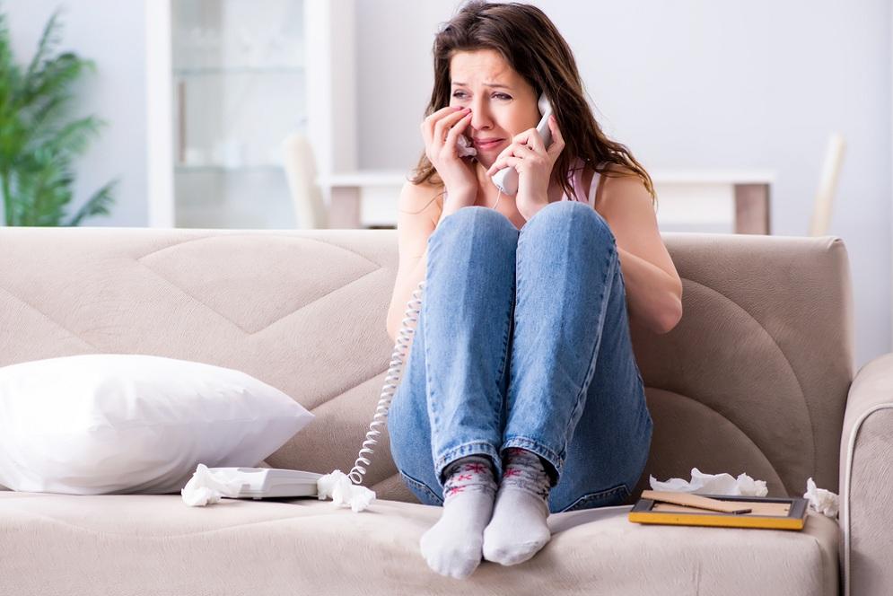 Сохранять ли беременность, если муж ушел