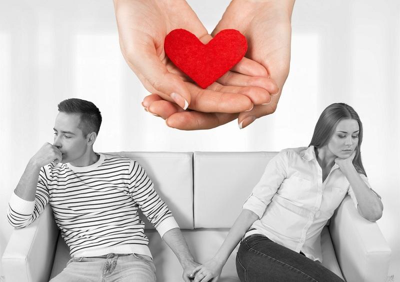 у мужа и жены постоянные ссоры в отношениях
