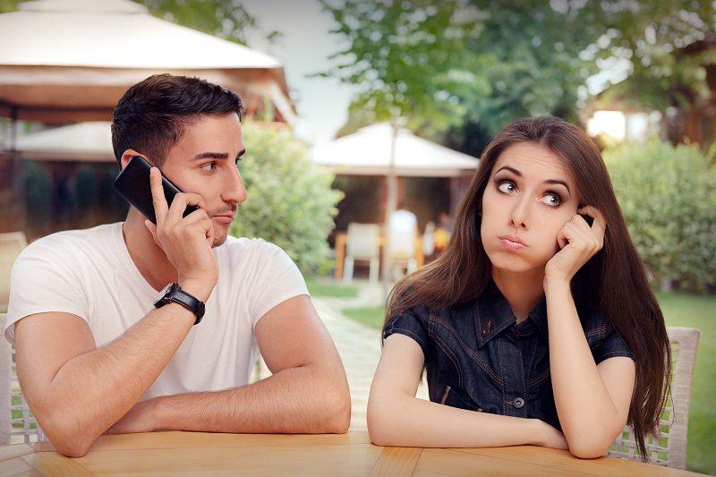Если вы постоянно сталкиваетесь с бывшим мужем