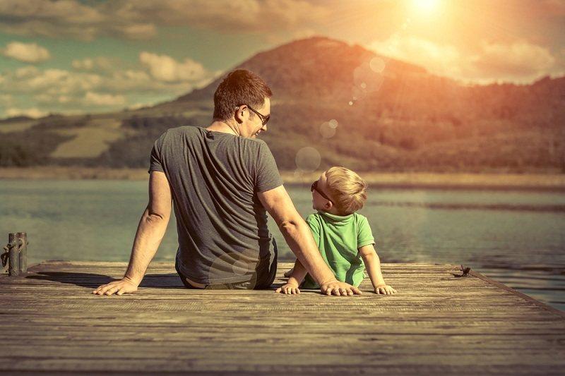 Как сохранить добрые отношения если есть общие дети