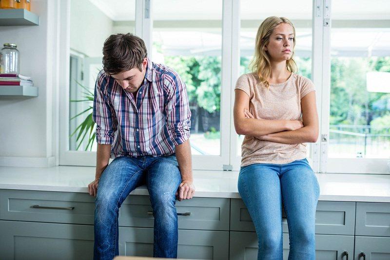 Бывший муж хочет помириться с бывшей женой
