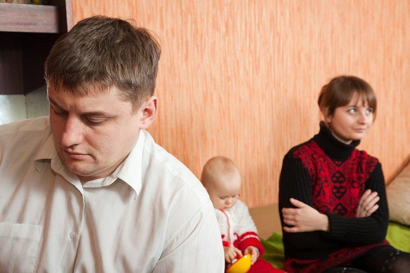 Стоит ли возвращать мужа, если есть ребёнок