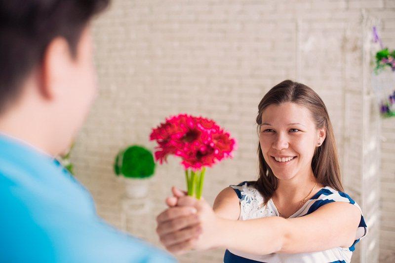 Женщина хочет помириться с бывшим мужем