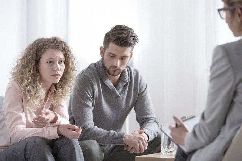 Муж и жена приняли решение о разводе