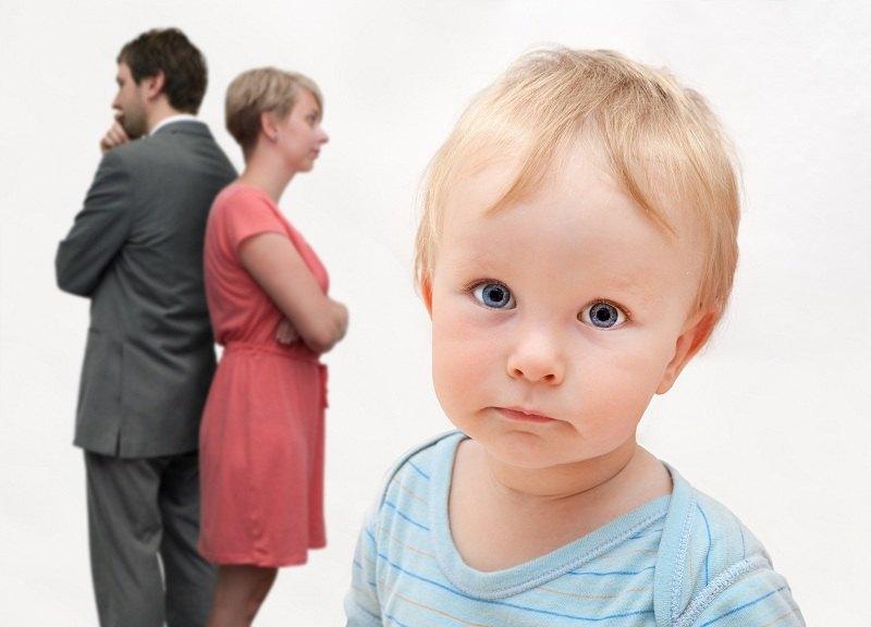 Супруги разводятся - отец может видеться с ребенком?