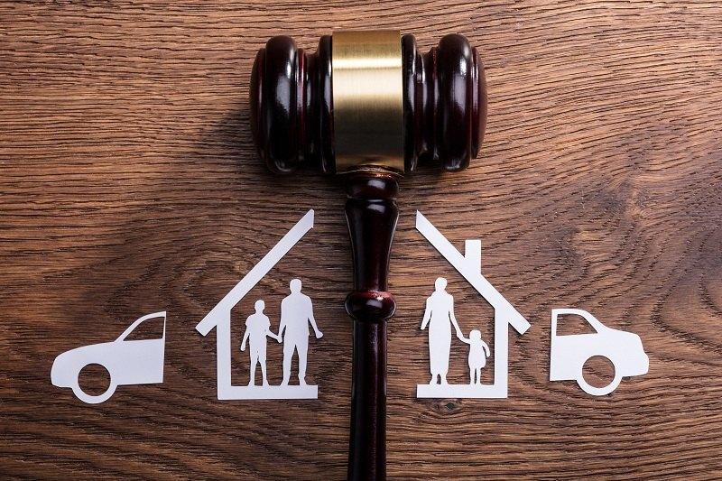 Как видеться с ребенком после развода соблюдая юридические нормы