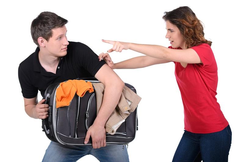 Жена не хочет прощать мужа за измену