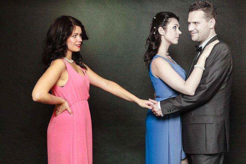В семье свободные отношения между мужем и женой