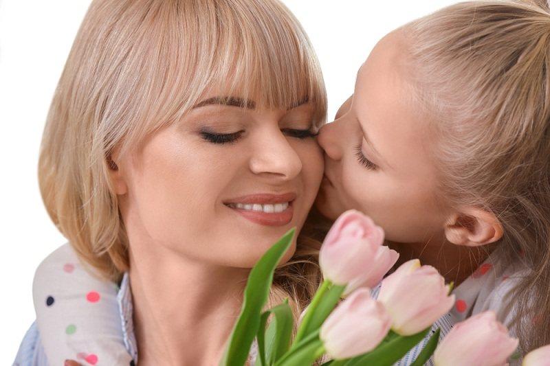 Мама добилась взаимопонимания с дочерью