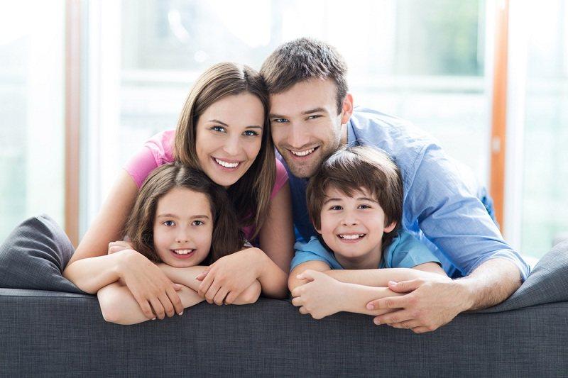 Счастливая семья - следствие хороших отношений