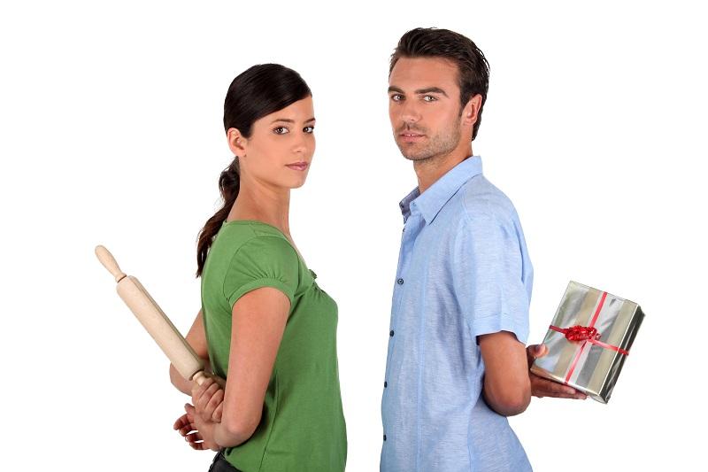 Женщина после измены любимого человека решает что делать дальше