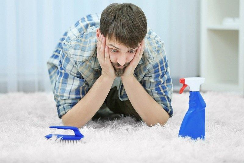 парень после развода с женой не знает как вести домашнее хозяйство