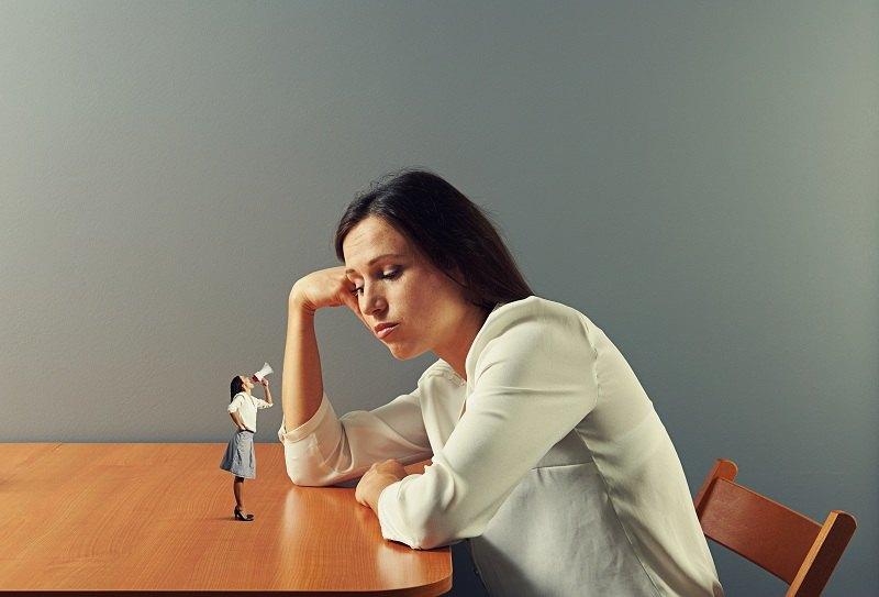 Девушка не знает как избавиться от чувства вины перед мужем за измену