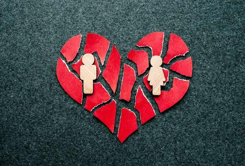 Разрушился брак по причине отсутствия детей