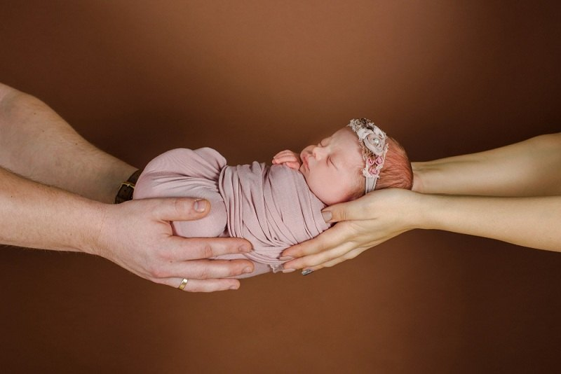 Новорожденный ребенок - причина ссор в молодой семье