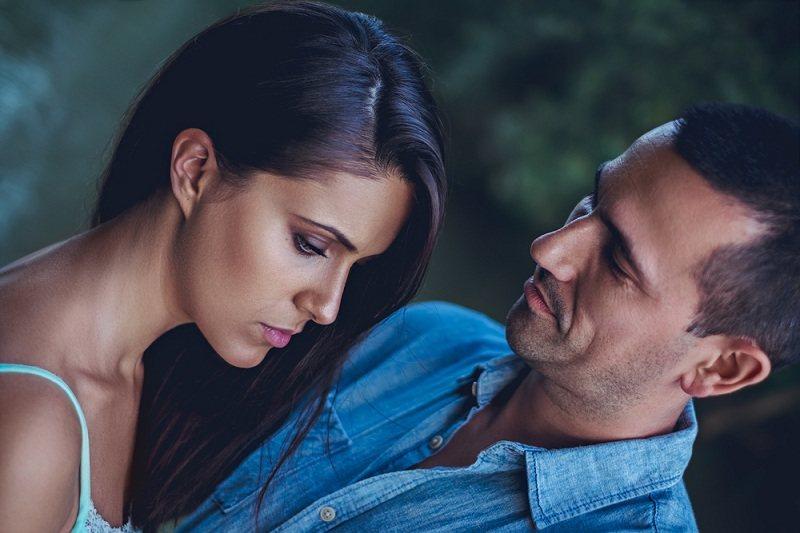 После долгой ссоры пара восстановила былые теплые отношения