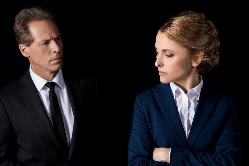 У жены-изменницы мучает совесть перед своим мужем