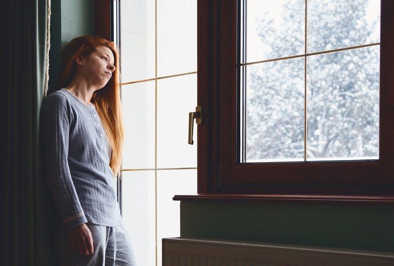 Женщина пытается наладить свою личную жизнь после расставания