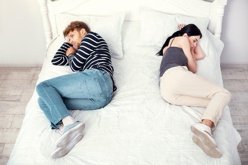 Супруги после развода хотят быть счастливы и пытаются начать жить вместе