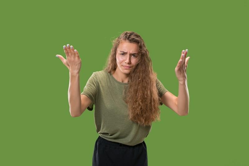 Женщина не знает что делать после второго развода