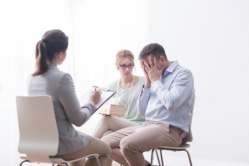 Брак разрушен, так как супруги не видят совместной жизни после измены