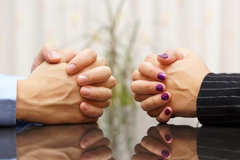 В семье появились необратимые признаки приближающегося развода
