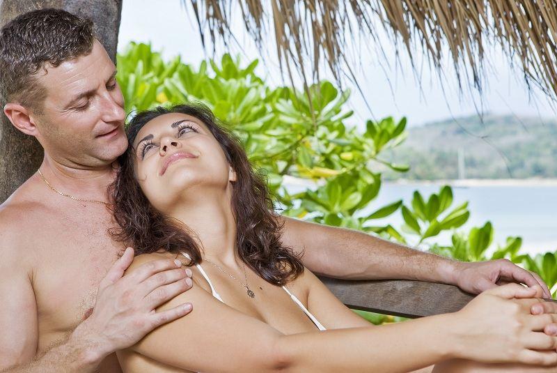 Курортный роман для красивой и влюбленной пары