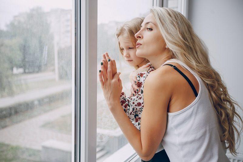 Правила общения с бывшим мужем после развода
