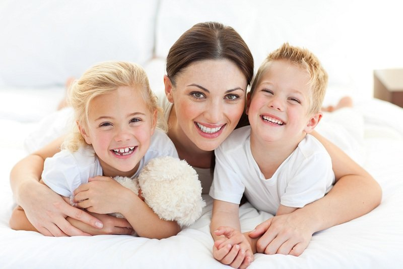 Женщина с двумя детьми хочет выйти замуж после расторжения брака