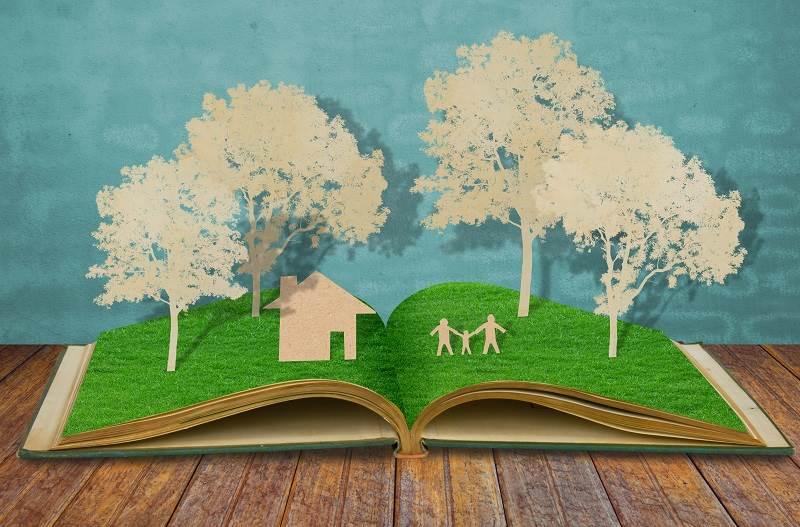 Книга о семейных отношениях