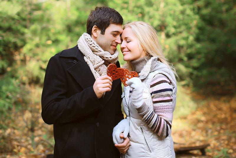 Супружеская пара мечтает сохранить и укрепить свои чувства