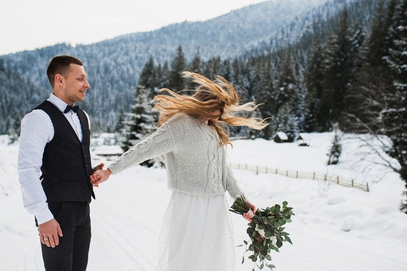 У молодоженов свадьба, а жена думает о своем любовнике