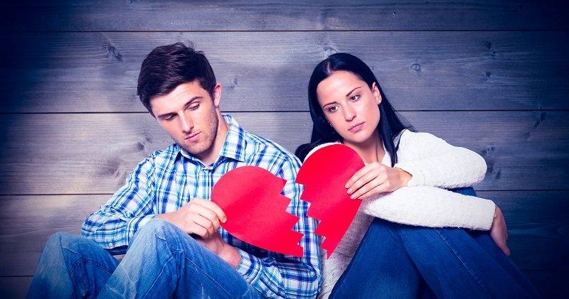 После года ссоры и ухода мужа - супруги решили все таки помириться