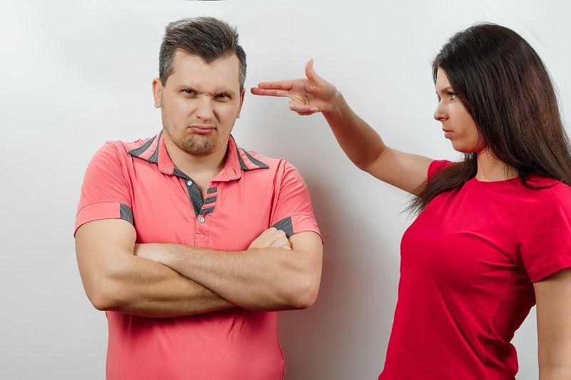 Ссора молодоженов